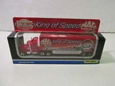 Ertl Ford LTL-9000 Cab With Sleeper With Trailer 1:64 Scale Diecast dc2899