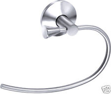 Face/Hand Towel Holder Solid 183mm Glossy 316 Marine Stainless Steel (Best Qlty)