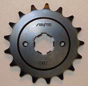 Sunstar Front Sprocket - 18T - Honda CB550 CB750 - 50718 - 23801-300-620 90-5318