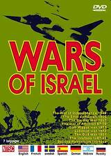 Wars Of Israel-DVD-Original Unique Films military history 9 Wars-Starting 1948