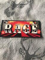 RARE RAVE FLYER RAGE AT HEAVEN 1989