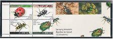 Israel 1994 Booklet Beetles (B27) MNH!!