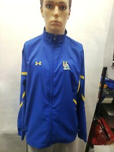 University of Delaware Blue Hens Under Armor Full Zip Jacket M NCAA