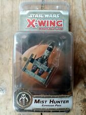 Mist Hunter, Expansion Pack, (1stEd) Star Wars X-wing. Fantasy Flight