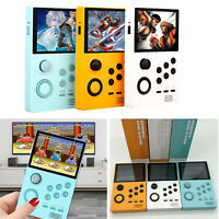 "Super Retrò Handheld Gioco Console 3.5"" IPS LCD WIFI 32G Android Moonlight Box"
