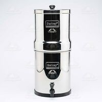 Big Berkey Water Filter WITHOUT Black Filters Authorized Dealer FREE Shipping
