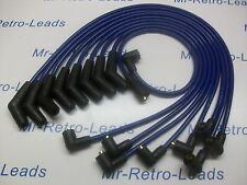 BLUE 8MM PERFORMANCE BLUE IGNITION LEADS RANGE ROVER 3.9 4.0 4.6 DISCOVERY 4.0..