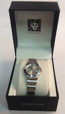 Anne Klein Ladies Women's Watch Original Box Silver JewelsGem.com