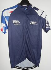 625663ea0 Team GBR Cycling Jersey Z3R0D Zerod BRITISH TRIATHLON TEAM Size LARGE ( L )