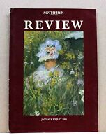 REVIEW [Rivista - January to july 1988, Sotheby's founded 1744]