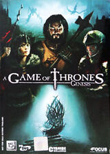 ** A Game of Thrones : Genesis  ** PC DVD GAME * Brand new Sealed **