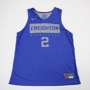 Creighton Bluejays Nike Team Practice Jersey - Basketball Men's Used