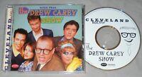 CLEVELAND ROCKS Music from THE DREW CAREY SHOW soundtrack CD promo album NM / EX