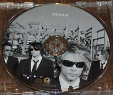 Crush by Bon Jovi Jun 2000 Mercury CD Only No Album Art