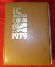 New listing 1979 Ic Master Book - Computer Chip Collectors Bible - Integrated Circuits Book