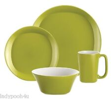 Rachael Ray Round and Square 16-Piece Set Green