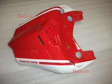 Rear Tail Fairing For DUCATI 2003-2006 749 999 R S 03 04 05 06 White Red line