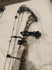 Pse React Right Hand 29/70 With Ripcord Limb Driven Rest Site Not Included