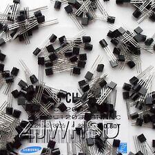A1015 2n5551 360pcs 18value Bipolar Signal Transistor To 92 Npn Pnp Kit Set