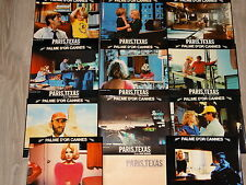 wim wenders PARIS TEXAS   ! nastassja  kinski jeu photos cinema lobby cards 1984
