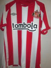 Sunderland 2010-2011 Home Football Shirt Size xxl /20805