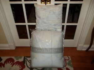NIP Barbara Barry Forties Floral King Comforter Set 5pc