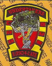 """E Co (FSC) 4th Bn 2nd Attack Aviation Regt.UNDERTAKERS 4.75"""" pocket patch"""