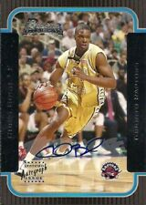 2003-04 BOWMAN - CHRIS BOSH - ROOKIE AUTOGRAPH