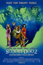 SCOOBY DOO 2 MONSTERS UNLEASHED MOVIE POSTER  2 Sided ORIGINAL Ver B 27x40