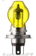 Glühlampe 12V 60/55W P43t H4 gelb Glühbirne Lampe Birne 12Volt 60/55Watt neu