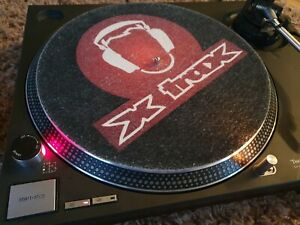 Technics SL-1210 MKII DJ Turntable Plattenspieler