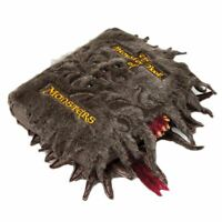 Harry Potter The Monster Book of Monsters Large Plush Toy - Noble Collection