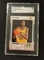 2007-08 Fleer #212 Kevin Durant Supersonics RC Rookie SGC 10 GEM MINT | PSA BGS