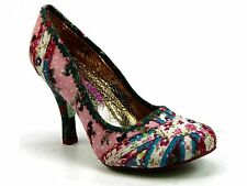 Irregular Choice Women's Slim Heel Shoes