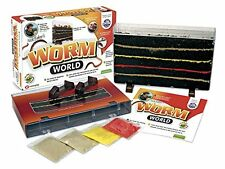NICK BAKERS WORM WORLD NATURE KIT BY MY LIVING WORLD FROM INTERPLAY BRAND NEW!