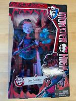 Monster High Doll Jane Boolittle With Pet Needles Voodoo Sloth