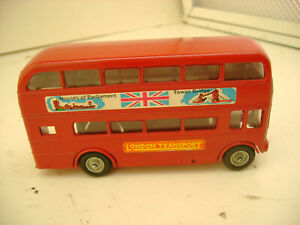 Budgie Toy A. E. c.Routemaster 64 Seat Bus