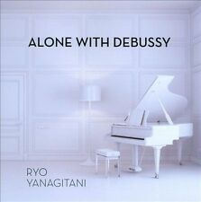 FREE US SHIP. on ANY 3+ CDs! ~LikeNew CD C. Debussy: Alone with Debussy