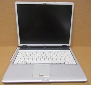 Fujitsu Siemens Lifebook S7110 No Ram No HDD No DVD CP279596 Spares & Repairs
