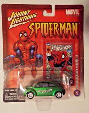 SPIDER MAN  Johnny WHITE  Lightning Volkswagen new beetle 2002 VW 1:64