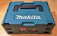Makita Makpac Gr. 2 Systemkoffer Koffer mit Einlage f. DDF/DHP