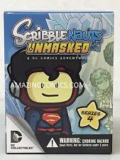 DC Scribblenauts Unmasked Ser 4 Mini Figure Blind Box - One Random Pack