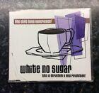 White No Sugar Clint Boon Experience Inspiral Carpets CD Single @@LOOK@@