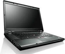 Lenovo W530 ThinkPad Laptop i5-3320M 2.60Ghz 8GB 256GB SSD+1TB 2GB Graphics