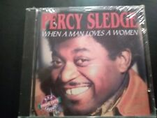 Sledge, Percy - When a Man Loves a Woman CD  New Sealed