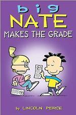 Big Nate: Big Nate Makes the Grade 4 by Lincoln Peirce, Chuck Harper, Tim Lynch