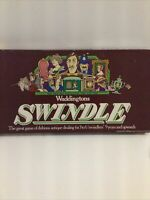 Swindle Antique Dealing Board Game Waddingtons 1976 COMPLETE VGC RARE