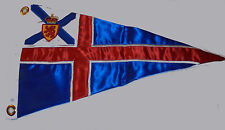 Royal Nova Scotia Boat Yacht Club Harbor Boat Ship Marina Pennant Flag Burgee NS
