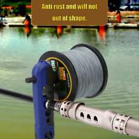 Outdoor Fishing Line Winding Spool Fishing Winder Spool for Various Size Rod