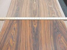 "Rosewood composite wood veneer 24"" x 48"" raw no backing 1/42"" thickness (#2305)"